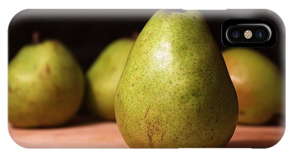 D'anjou Pears IPhone Case