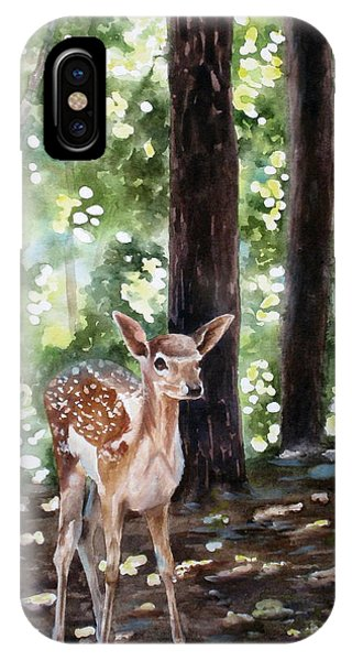 Dappled Innocence IPhone Case