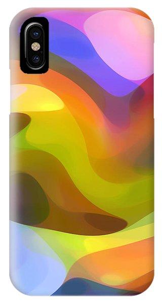 Dappled Light 6 IPhone Case