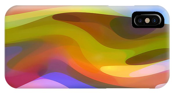 Dappled Light 9 IPhone Case