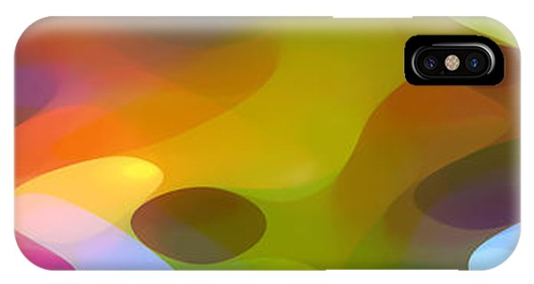 Dappled Light Panoramic 2 IPhone Case