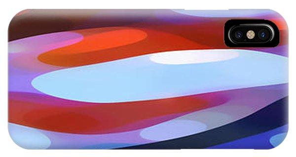 Dappled Light Panoramic 3 IPhone Case