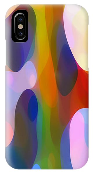 Dappled Light Panoramic Vertical 2 IPhone Case