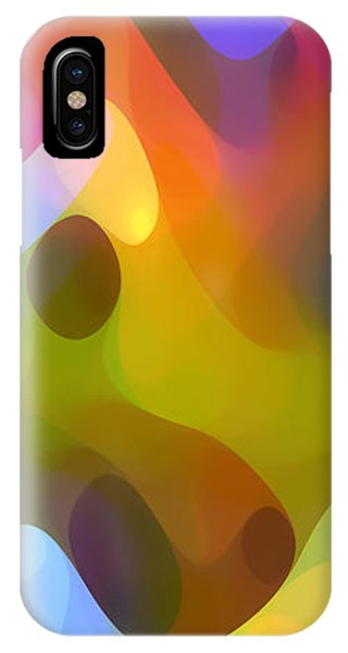 Dappled Light Panoramic Vertical 3 IPhone Case