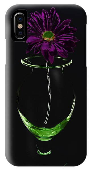 Dark Bloom IPhone Case
