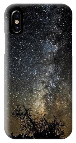 Dark Kansas Skies IPhone Case