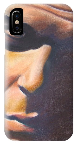 Dark Man IPhone Case