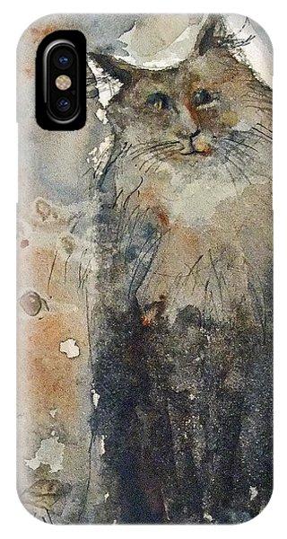 Dark Minkey IPhone Case
