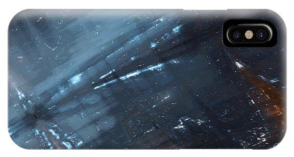 Dark River IPhone Case