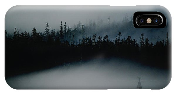 Dark Sfumato IPhone Case