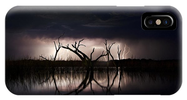 Dark Skies IPhone Case