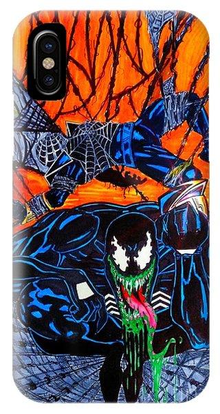 Darkhawk Issue 13 Homage IPhone Case