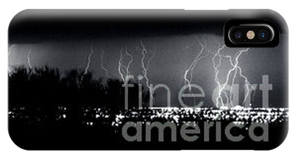 Darkness Symphony-15x72-signed IPhone Case