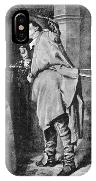 D'artagnan IPhone Case