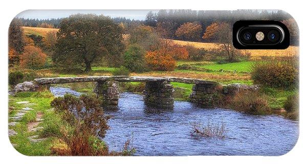 Upland iPhone Case - Dartmoor - Postbridge by Joana Kruse