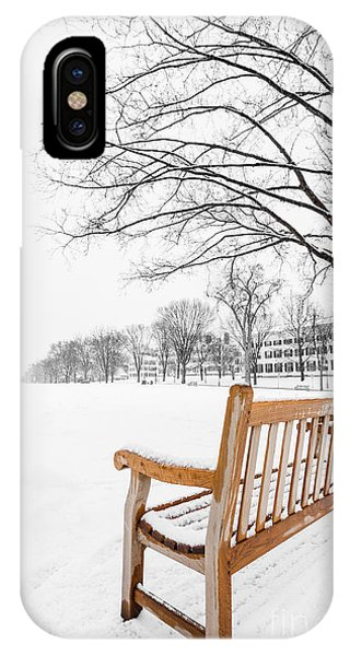Dartmouth Winter Wonderland IPhone Case