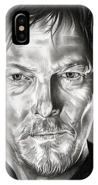 Daryl Dixon - The Walking Dead IPhone Case