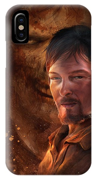 Daryl IPhone Case