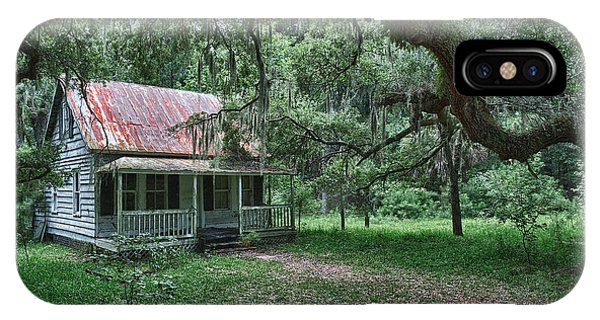 Daufuskie Homestead IPhone Case