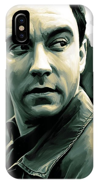 Dave Matthews Artwork IPhone Case