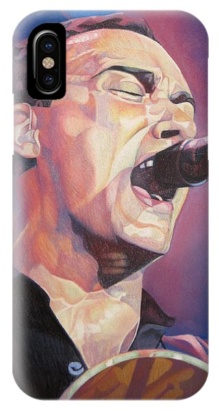 Dave Matthews Colorful Full Band Series IPhone Case