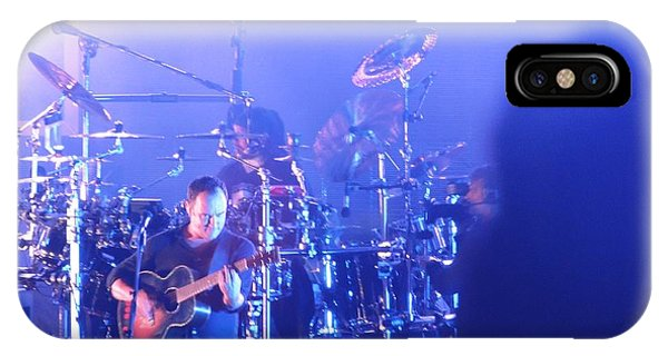 Dave Matthews Jamming In Tampa Flordia  IPhone Case