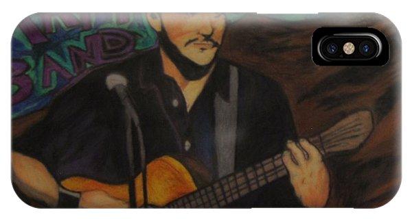 Dave Matthews IPhone Case