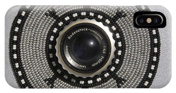 Camera Lens IPhone Case