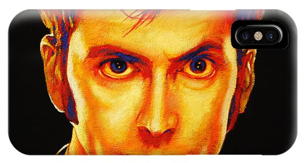 David Tennant IPhone Case