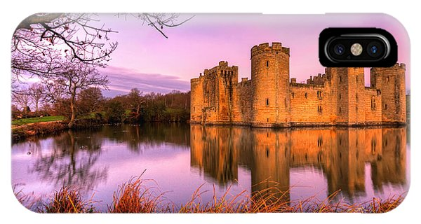 Dawn At Bodiam IPhone Case