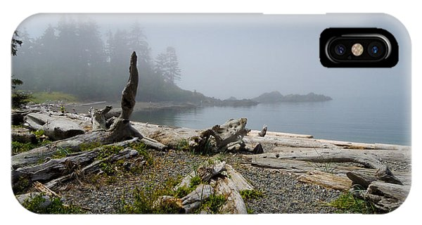 IPhone Case featuring the photograph Dawn Cove by Jeff Loh