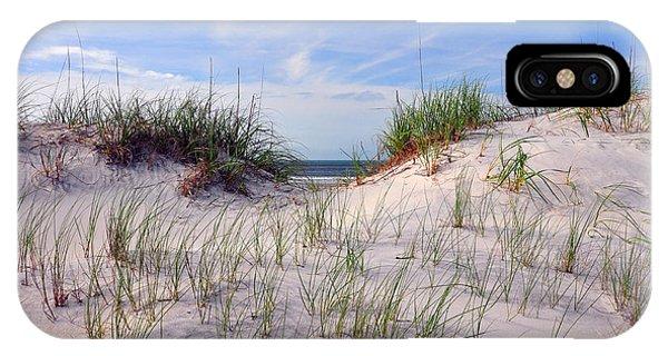 Dawn Dunes IPhone Case