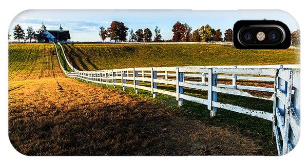 Dawn In Kentucky IPhone Case
