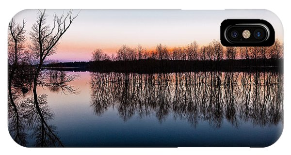 Dawn In The Flood IPhone Case