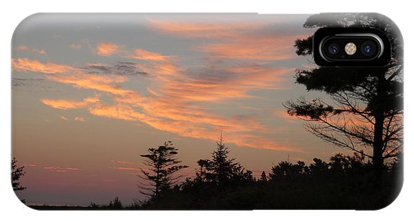 Dawn In Wilderness State Park IPhone Case
