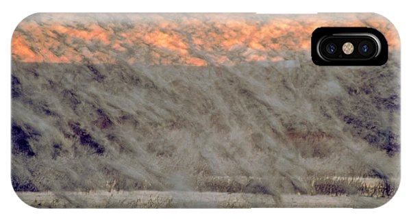 Dawn Liftoff IPhone Case