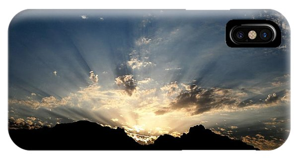 Dawn Of Hope Phone Case by Wings  Mok