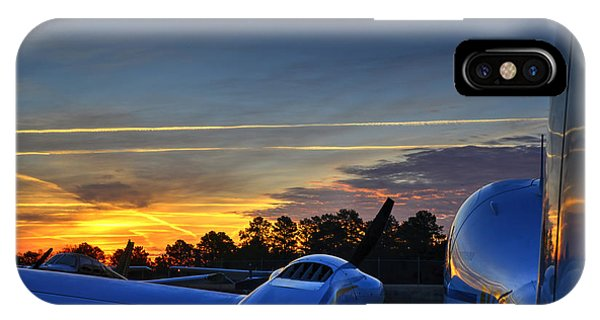 Dawn On The Ramp 02 IPhone Case