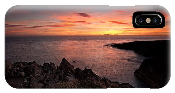 Dawn Panorama IPhone Case