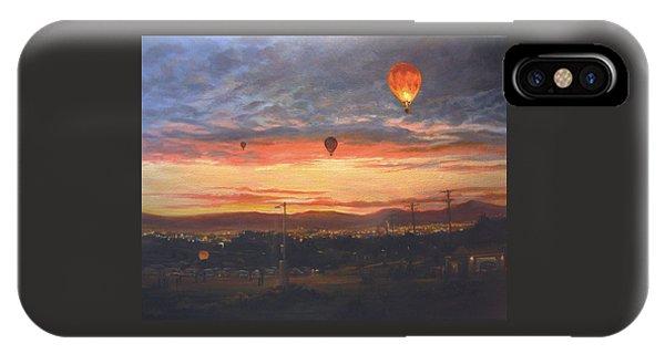Dawn Patrol IPhone Case
