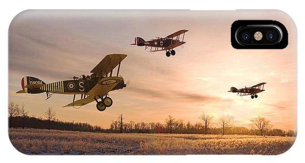 Sunrise iPhone Case - Dawn Patrol by Pat Speirs
