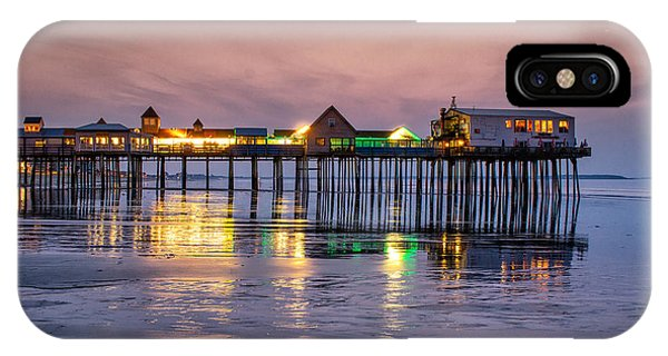 Orchard Beach iPhone Case - Dawns Early Light by Scott Thorp