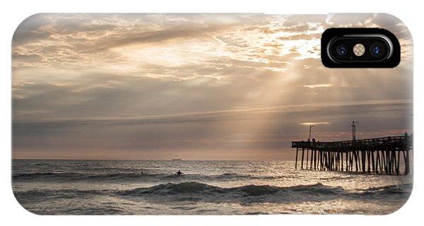 Dawns Ocean Rays IPhone Case