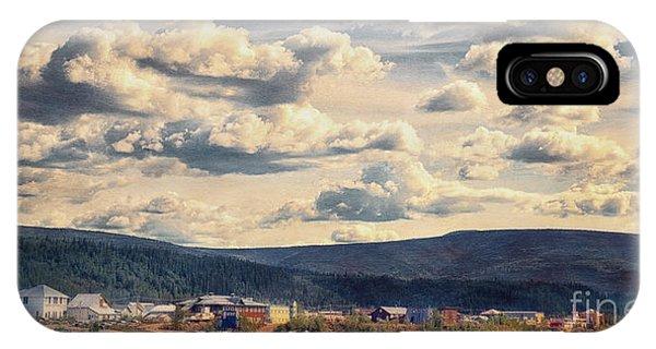 Dawson City IPhone Case