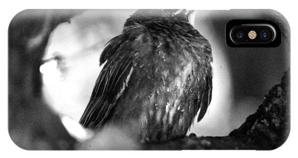Dax's Bird IPhone Case