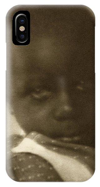 Fred Hampton iPhone X Case - Day Boy, 1905 by Granger