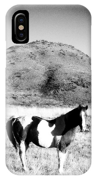 Day Moon And Paint IPhone Case