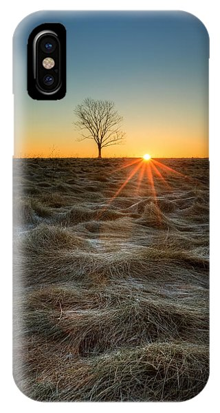 Sunrise iPhone Case - Daybreak by Bill Wakeley