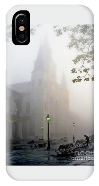 Daybreak In Jackson Square IPhone Case