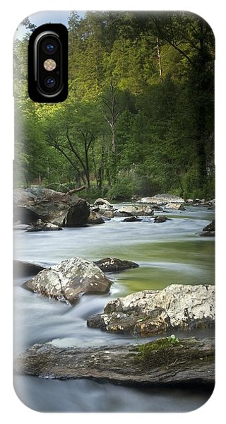 Daybreak In The Valley IPhone Case